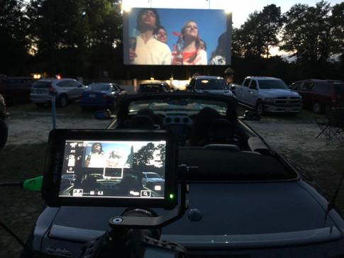 Big MO Drive-In theater