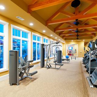 Preserve, Columbus - Fitness Room