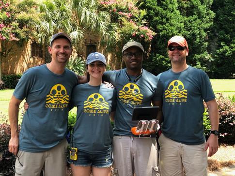 AIS Team in Columbia, SC