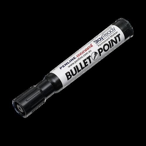 Permanent marker pen