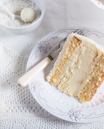 Piece of Wedding Cake