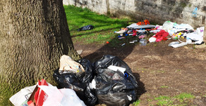 Stafford Road Fly-tipping