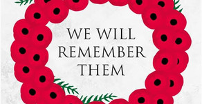 Remembrance Sunday: We will remember them