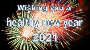 Wishing you a healthy 2021