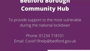 Bedford Borough Community Hub reopens