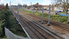 Harpur Ward Councillors welcome rail report to help save homes in the Poets area
