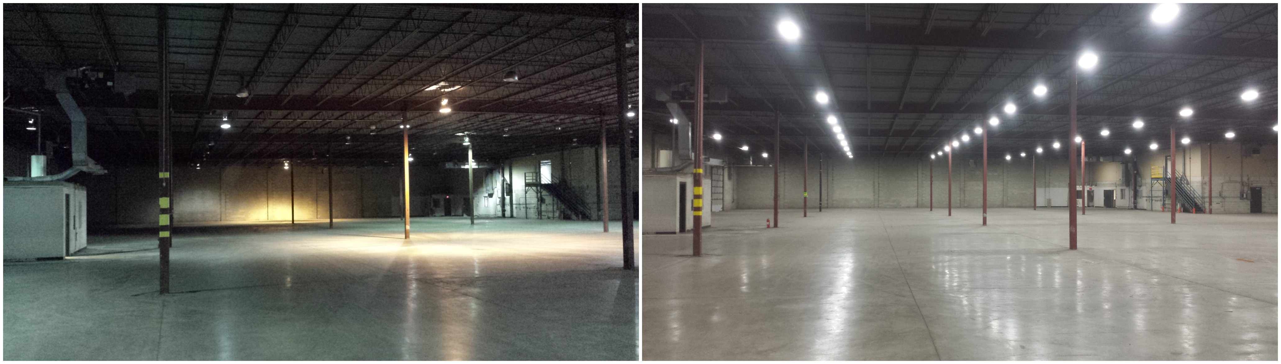 400 watt Metal Halides vs LED