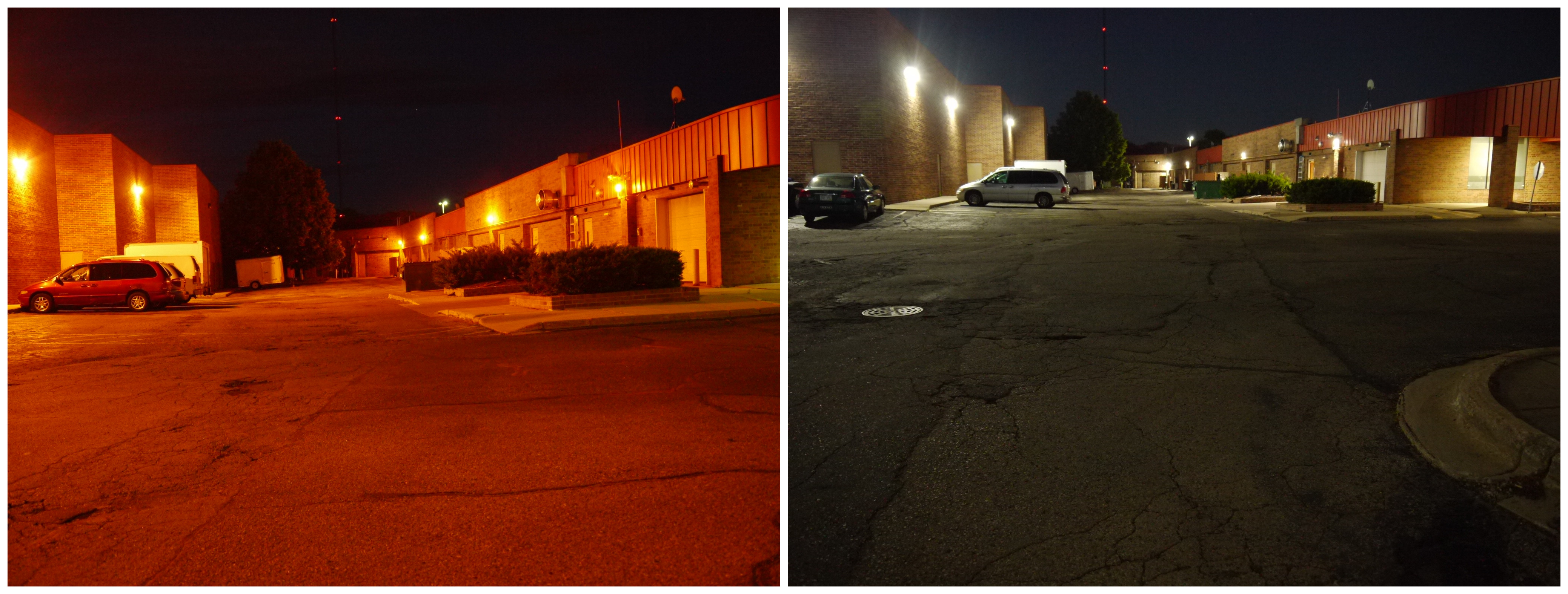 LED Lighting Transformation
