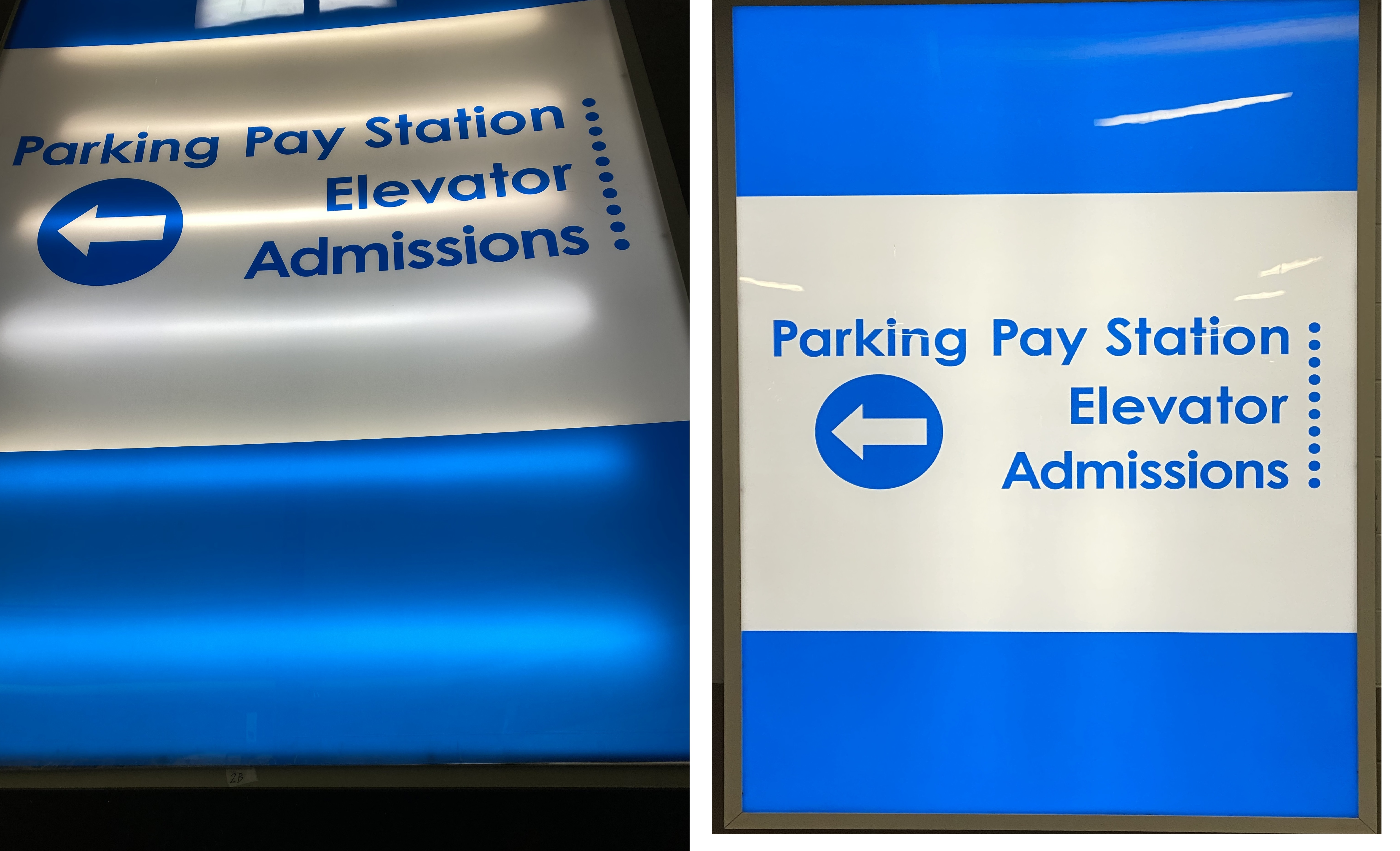Pay station pre and post