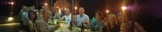 Family gatherings Patio @ 1578