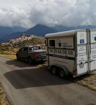 Transport en montagne