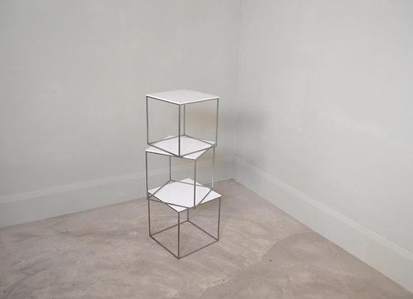 Poul Kjaerholm PK71 nest of tables