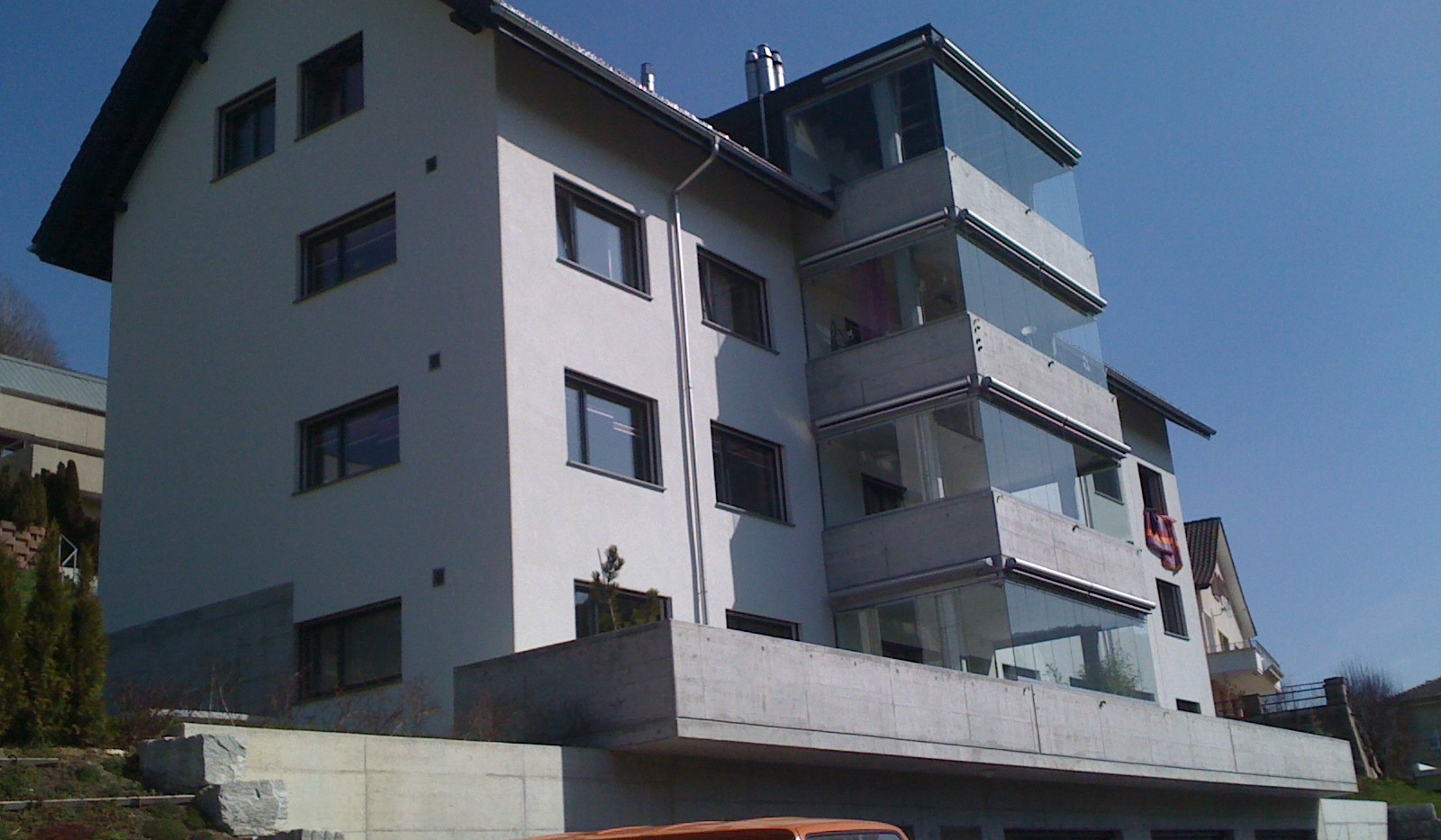 Immeuble à Malleray