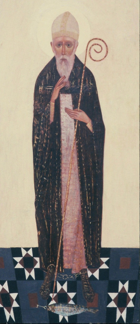 Unnamed Saint