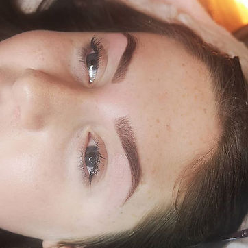 ❤️❤️HENNA BROWS💓💓 #elleebanabrowhenna