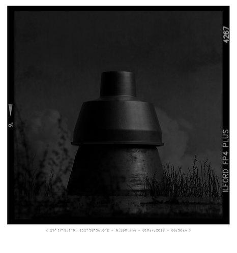 "LUCAS BRAGAGNINI - Fotograma 9 - Serie ""Meridiano 4267"""