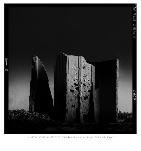 "LUCAS BRAGAGNINI - Fotograma 3 - Serie ""Meridiano 4267"""