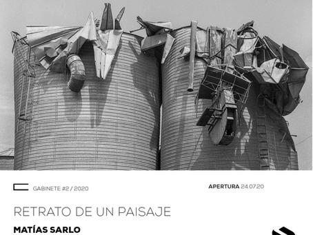 """RETRATO DE UN PAISAJE"". Por Gabriela Muzzio"