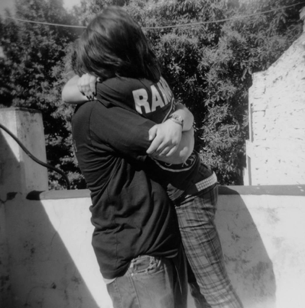 Los abrazos