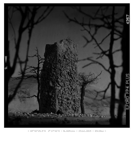 "LUCAS BRAGAGNINI - Fotograma 9-2 - Serie ""Meridiano 4267"""