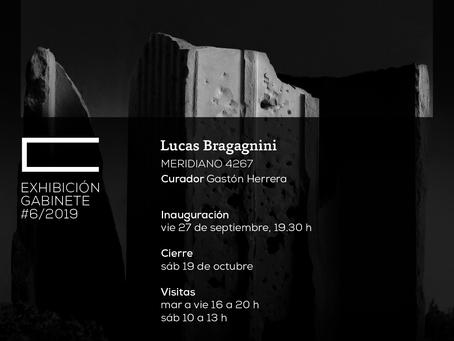 """""""MERIDIANO 4267"""" de Lucas Bragagnini. Por Gastón Herrera"""