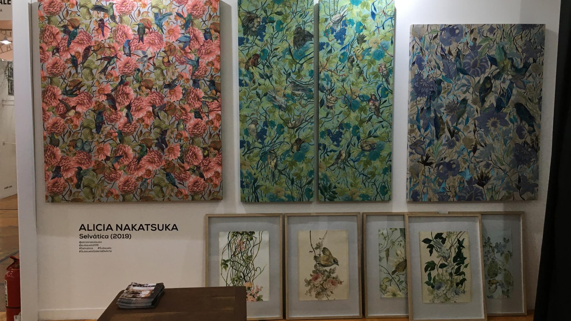 Mercado del Arte CBA 2019