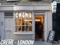 CREME - LONDON