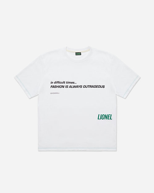 In Difficult Times Tee