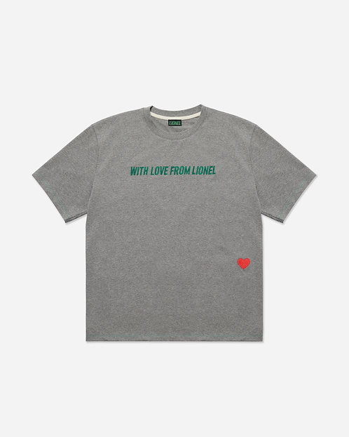 Grey With Love From Tee