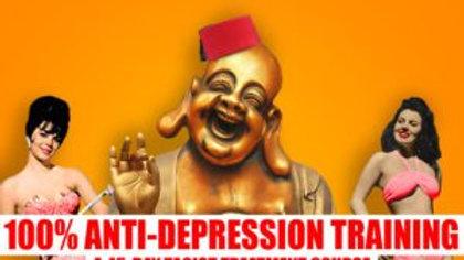 Barefoot Doctor's 100% Anti-depression Training