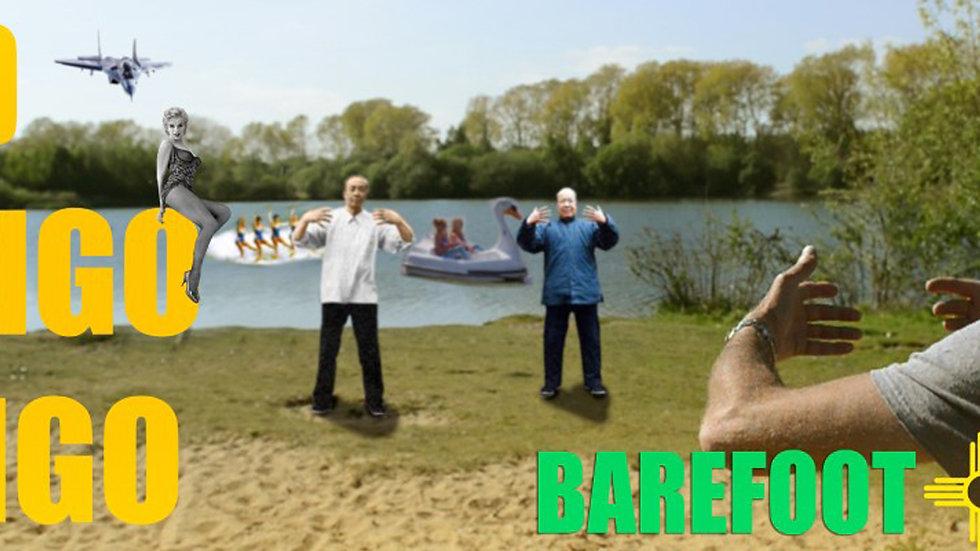 Barefoot Doctor's Stand Strongo Qigongo Training