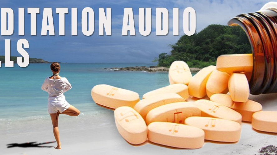 Barefoot Doctor's Meditation Audio Pills