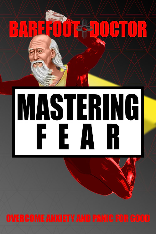 Mastering Fear - overcome anxiety and panic for good