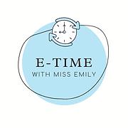 E-Time Logo