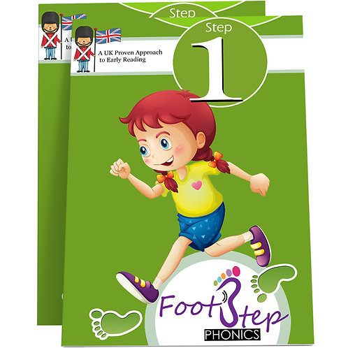 Step 1 Student's Workbook