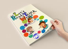 Let's Read, Think & Write Workbooks