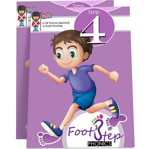 Step 4 Student's Workbook