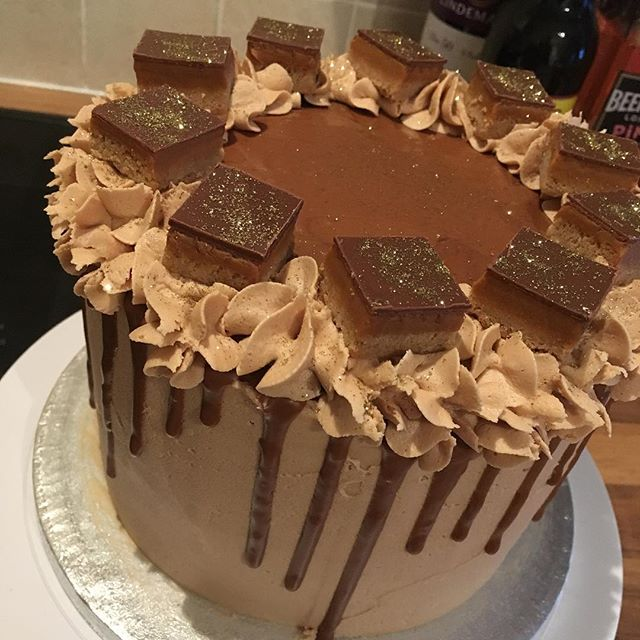 Billionaire's cake will be sold in the s