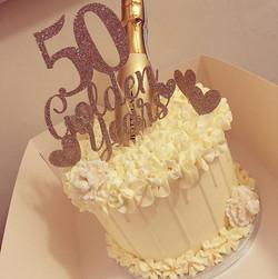50 golden years.. 💛🥂✨