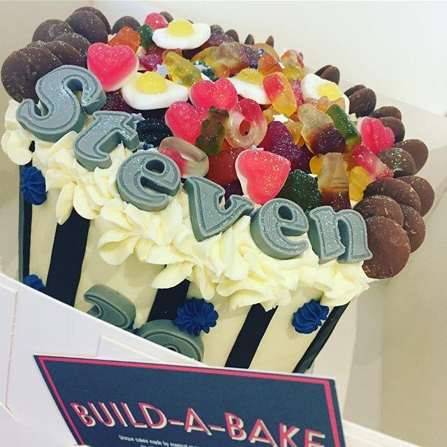 Steven's 30th birthday cake.
