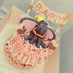 Dumbo for little baby Butler 🙊😍🐘💘