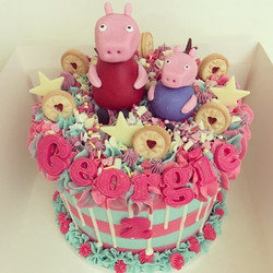 Happy Birthday to another little Peppa p