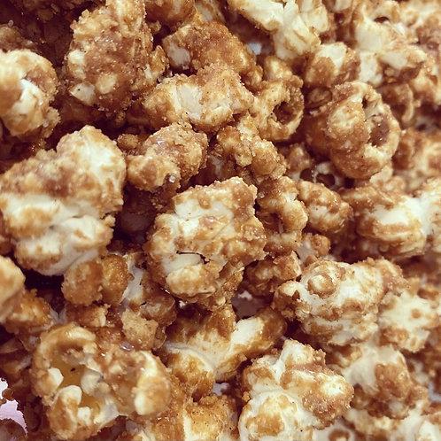 Biscoff popcorn