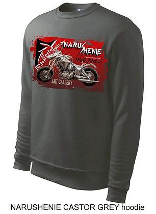 NARUSHENIE man hoodie