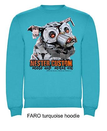 FARO woman hoodie