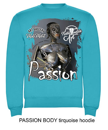 PASSION BODY woman hoodie