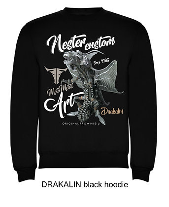 DRAKALIN woman hoodie