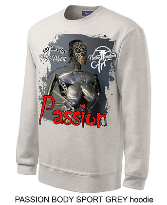 PASSION BODY man hoodie