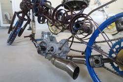 moto sculpture NEAR