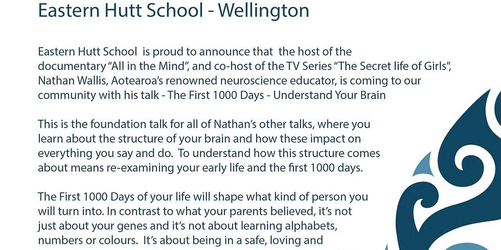 Nathan Wallis the first 1000 days